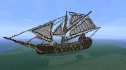 USS Aurora [+SCHEMATIC] Minecraft Map & Project