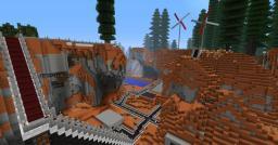 [FTB][Tech world]Homeland Minecraft Map & Project