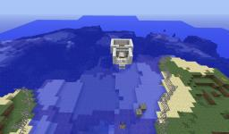 Shore War (WW II inspired) PVP Minecraft Map & Project