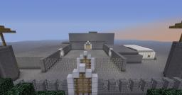 Prison zombie map, For server Minecraft Map & Project