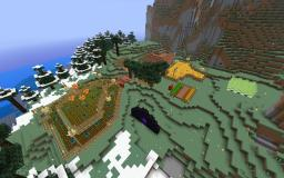Simple Farm Map Minecraft Map & Project