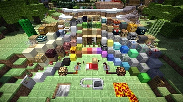 LucidCraft The Texture Pack by jl70l7u and Blaze22039 1.4.7