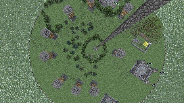 Minecraft Hunger Games Adventure Map Minecraft Project