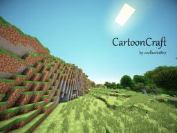 CartoonCraft 1.5 [Pop Reel] Minecraft Texture Pack