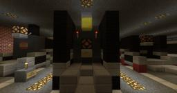 UP 844 Minecraft Map & Project