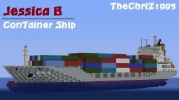 Jessica B (Container Ship) Minecraft