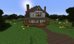Hershel's Farm (The Walking Dead) Minecraft Map & Project