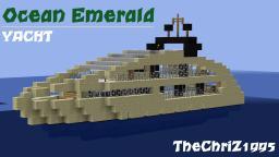Ocean Emerald (Yacht) Minecraft Map & Project