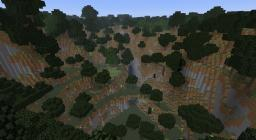 The Crater Minecraft Map & Project