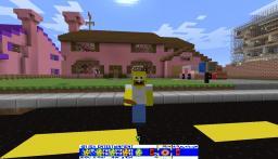 The SimpsonsCraft Minecraft Texture Pack