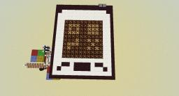 Commandblock-Touchscreen with Apps Minecraft Map & Project