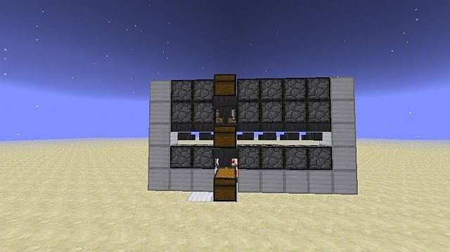 Redstone House Automatic Potion Room Minecraft Project