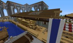 Dry dock Minecraft Project