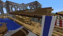 Dry dock Minecraft