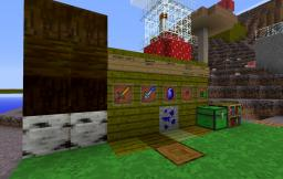 Texture pack test 1.5 Minecraft Texture Pack