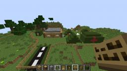 Camp-4545 Minecraft Map & Project