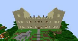 Bat Cave / Wayne Manor Minecraft Map & Project