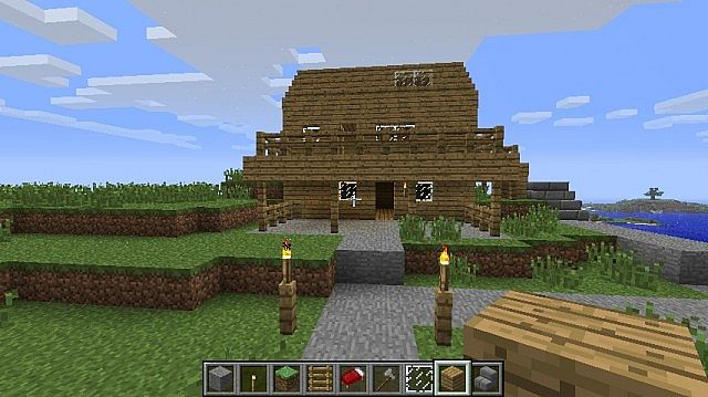 The Normal House Minecraft Project