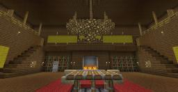 Batmans Wayne Manor and Batcave by RobbieFitzy Minecraft
