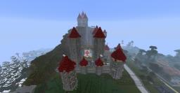 Castle inspired by Sjin Minecraft Map & Project