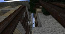 The Town of Woodbury (Not The Walking Dead one) (Made in survival) Minecraft Map & Project