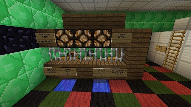how to make a minecraft casino game
