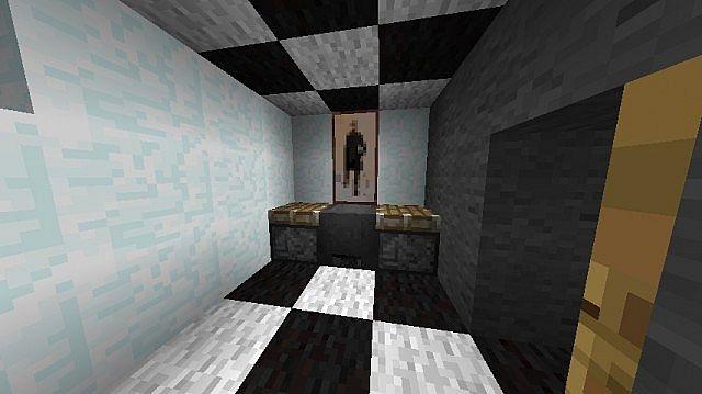 Modern Motel Minecraft Project
