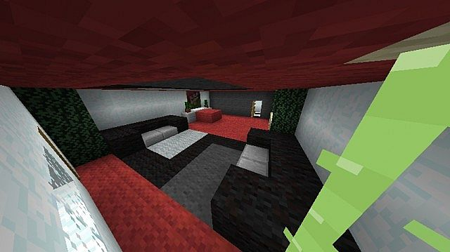 Modern Motel Minecraft Project