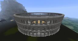 Roman Colosseum Minecraft Map & Project