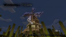 Windmill town Minecraft Map & Project