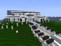 Ultra Modern Bachelor Pad Minecraft