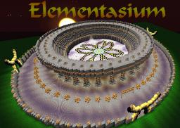 The Elementasium - A Minecraft PVP Arena Minecraft