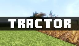 THE Tractor Minecraft