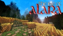 Isle of Alara - TDM / PVP / CONQUEST / SIEGE / PUZZLE / PARKOUR / ADVENTURE / QUESTS / SURVIVAL Minecraft Map & Project