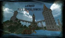 Laenord - The 3 sisters towers ! Minecraft Map & Project