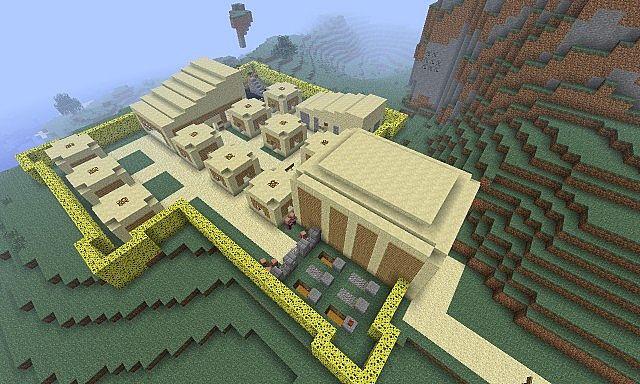 mappe avventura minecraft