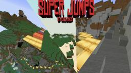 Super Jumps By PiggehSnout Minecraft Map & Project