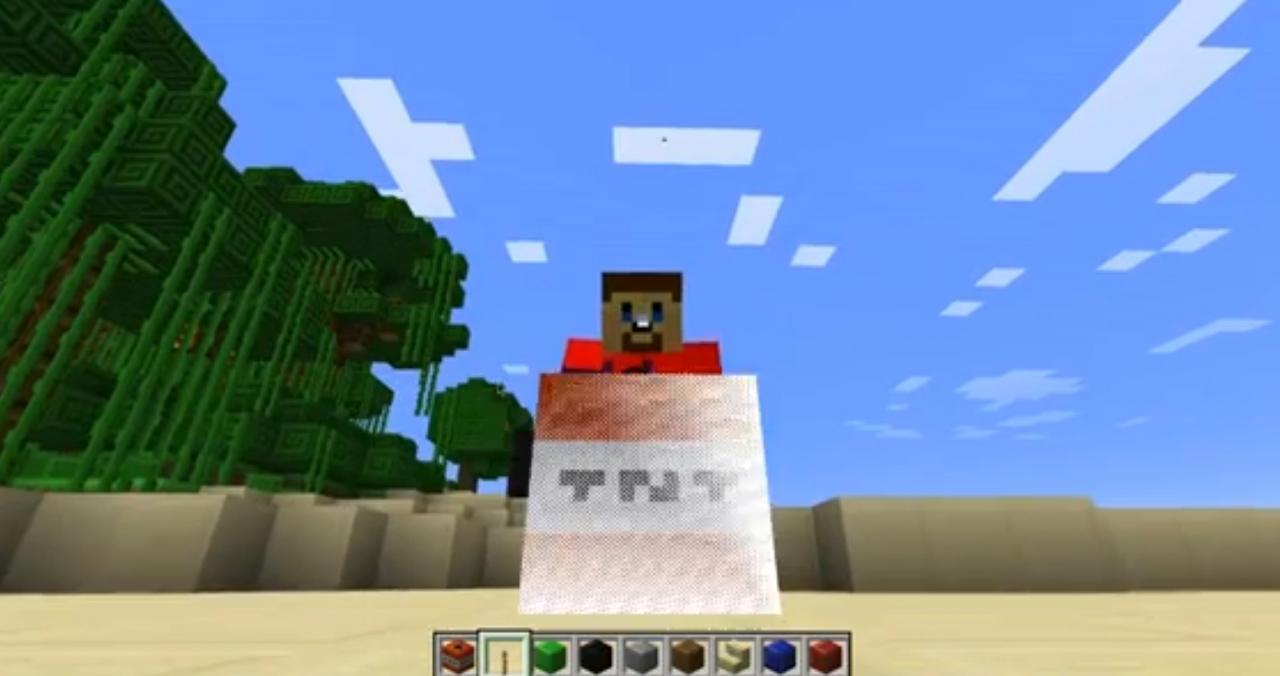 Bfdi parkour BETA Minecraft Project
