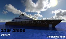 Star Shine (Yacht) Minecraft