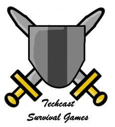 TechCast Survival Games 1 Minecraft Map & Project
