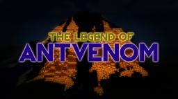 The Legend Of Antvenom Minecraft Map & Project