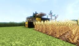 """The """"Tractor"""" Minecraft Map & Project"""