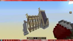 Dragonsreach skyrim Minecraft Map & Project