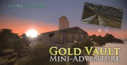[UPDATED] Gold Vault Adventure Map! Minecraft