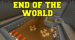 End of the World Machinima Minecraft Map & Project