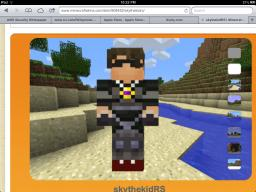 Why SkyDoesMinecraft!?!?! Minecraft Blog
