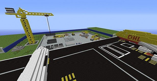 minecraft airport largest in - photo #10