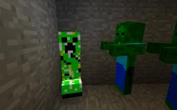 Old computer game Minecraft Texture Pack