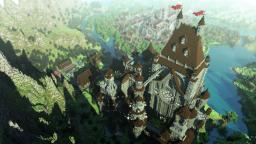 LEM Castle - Cinematic - Minecraft Map & Project
