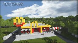 [Modern] McCrafties ft. STRATA Minecraft Map & Project